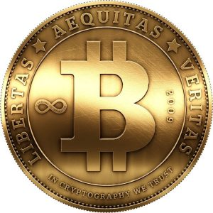 bitcoin-coin-golden